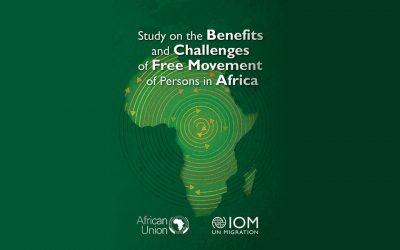 Study on the Benefits and Challenges of Free Movement of Persons in Africa