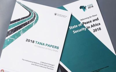 A Wind of Change? The Institutional Reform of the African Union and Africa's Security Provision – 2018 Tana Forum Papers – A Collection of Policy Briefs
